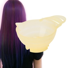 New 1Pc 300ml Pro Hair Color Dye Bowl Salon Hairdressing Styling Tool Kit Tint Coloring(China)