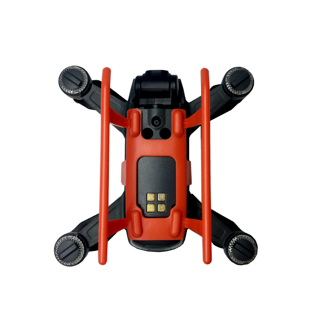 MASiKEN For DJI Spark Drone Heightened Landing Gear Extender Protector Landing Legs Undercarriage for For DJI Spark Accessories