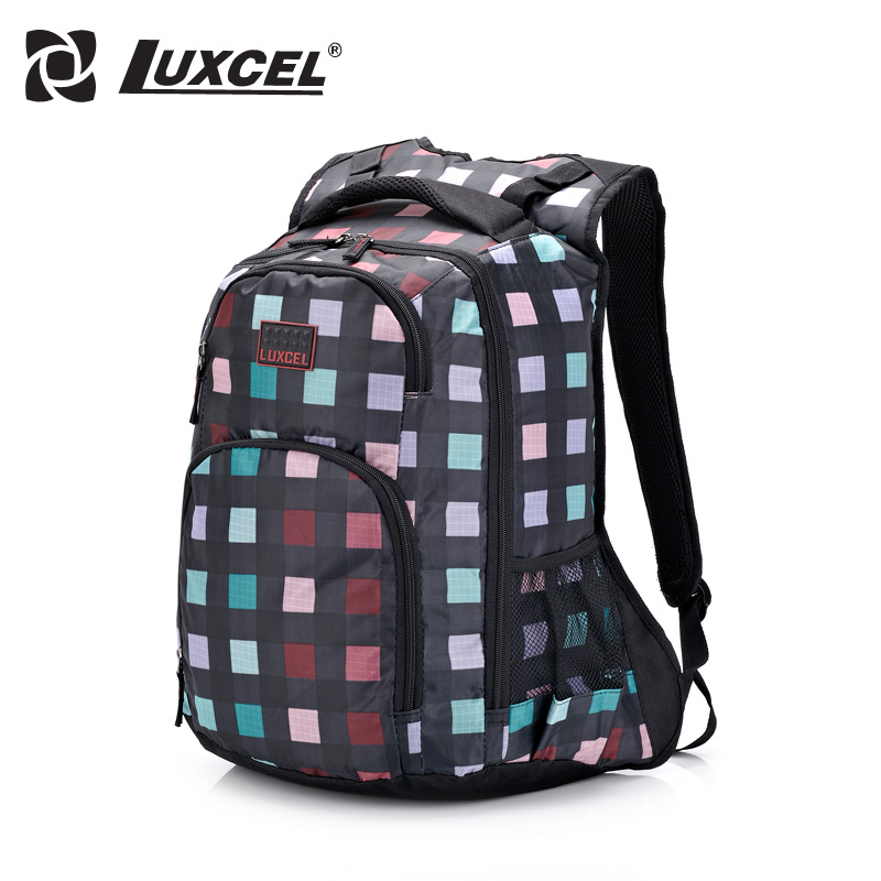 Luxcel fashion backpacks for women 2 color girl schoolbag for daypacks fashion backpack Causal Rucksack bag ladies<br><br>Aliexpress