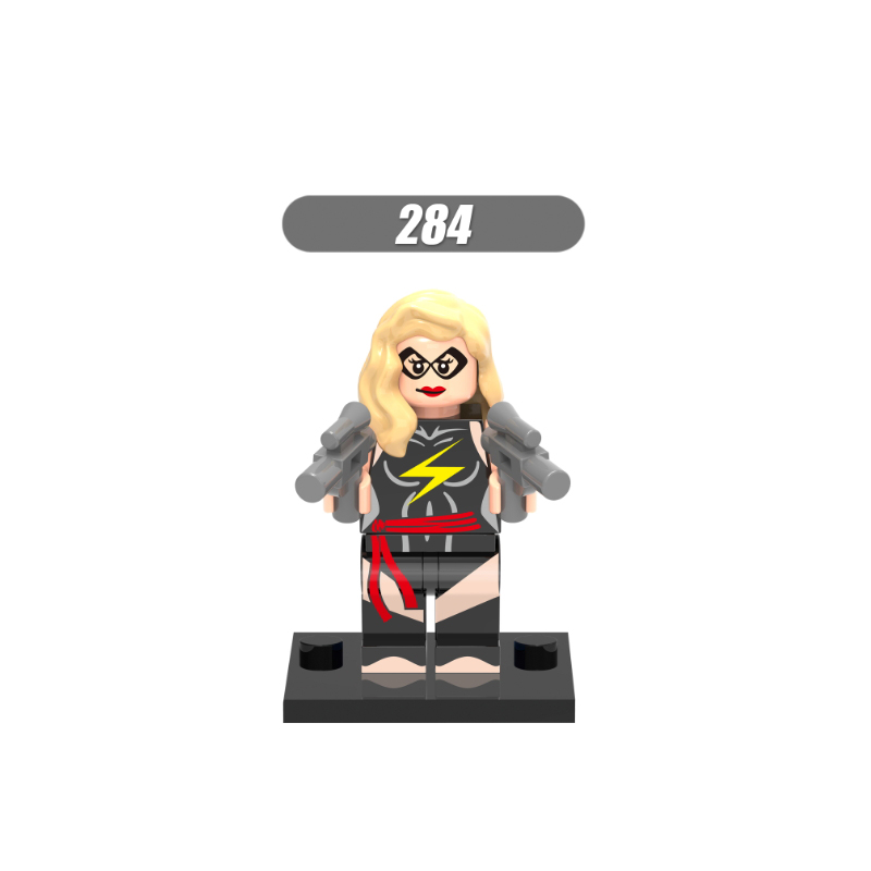 XH284-Captain Marvel