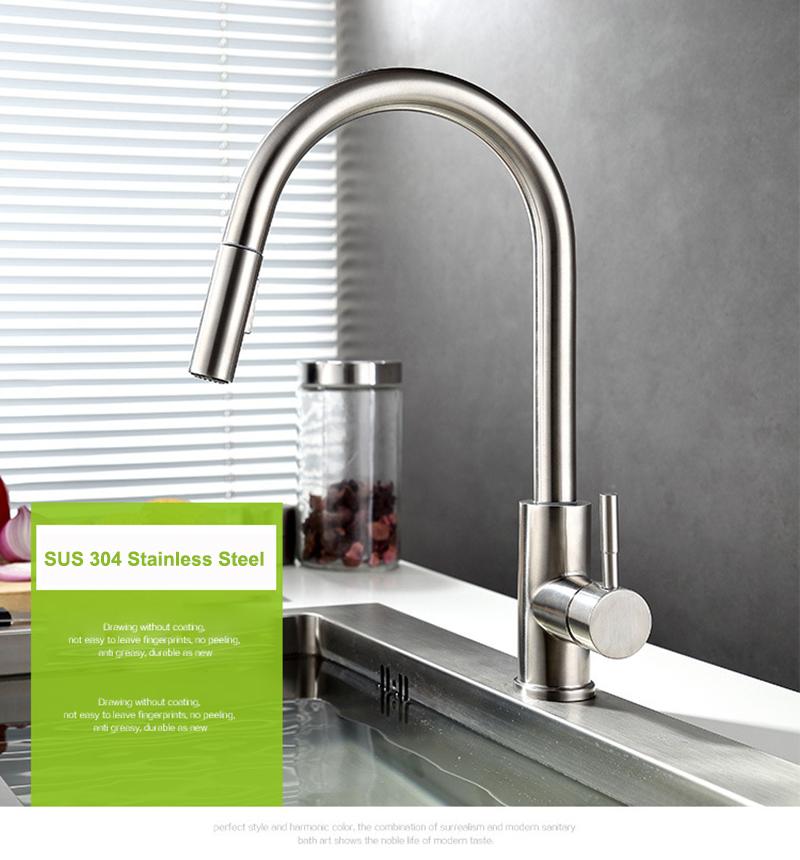 Touch Faucet Kitchen (13)
