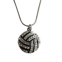 Popular Hot Sale Magic New Casual Item Best Volleyball Pendant Necklace High Quality Goods(China)