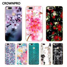 Buy CROWNPRO Soft Silicone Xiaomi Mi 5X Case Cover Phone FOR Xiaomi Mi A1 Case TPU Painting Patterned Back Xiaomi Mi A1 Case for $1.20 in AliExpress store