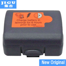 JIGU Original New 24016-01-R Verifone POS Battery VX670 Battery Pack for VX670 Wireless Terminal ATM Machine Battery 18(China)