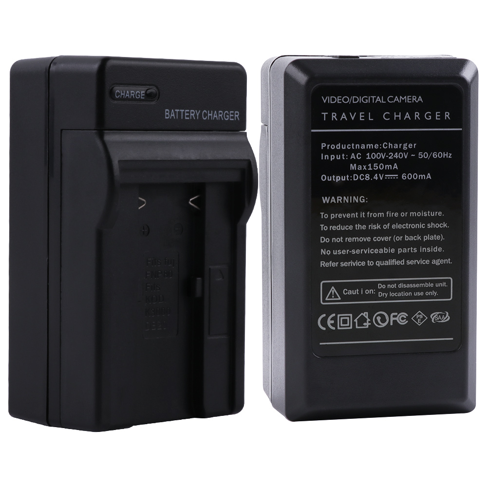Ex-Pro Digital Camera Battery for NP-80 Fuji Finepix Camera MX-1700 MX-6800