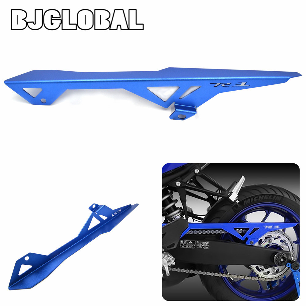 5 Colors Motorcycle Belt Guard Cover For Yamaha Yzf -R3  YZF R3 2015-2016<br><br>Aliexpress