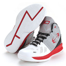 2016 new Children Basketball Shoes Kids Sneakers Boys Girls Slip Damping Sneaker Outdoor Sports Teenagers  Shoe B18