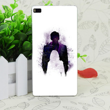 C0043 Jessica Jones Transparent Hard Thin Case Skin Cover For Huawei P 6 7 8 9 Lite Plus Honor 6 7 4C 4X G7(China)