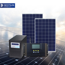 Bestsun mini home projects solar power system 300w-500w high configuration(China)
