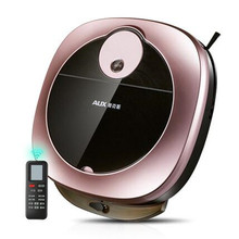 220V AUX Household Robot Intelligent Electric Vacuum Cleaner Automatic With Rechargeable Function And Timer(China)
