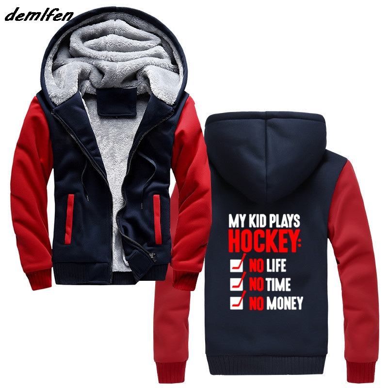 Ice Hockey Pucks Pullover Hooded Sweatshirts for Boys Mens Funny Cool Outwear