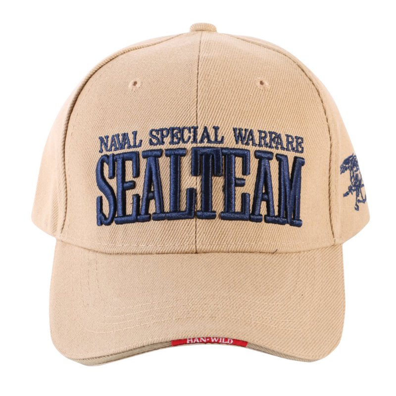 SEALTEAM Pattern Hat Baseball Sports Caps Canvas Adjustable Military Navy Seals Cap Gorras Snapback Hat For Adult 43BP(China (Mainland))