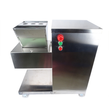 110/220/380v QW meat cutting machine, meat slicer, meat cutter, 800kg/hr meat processing machine