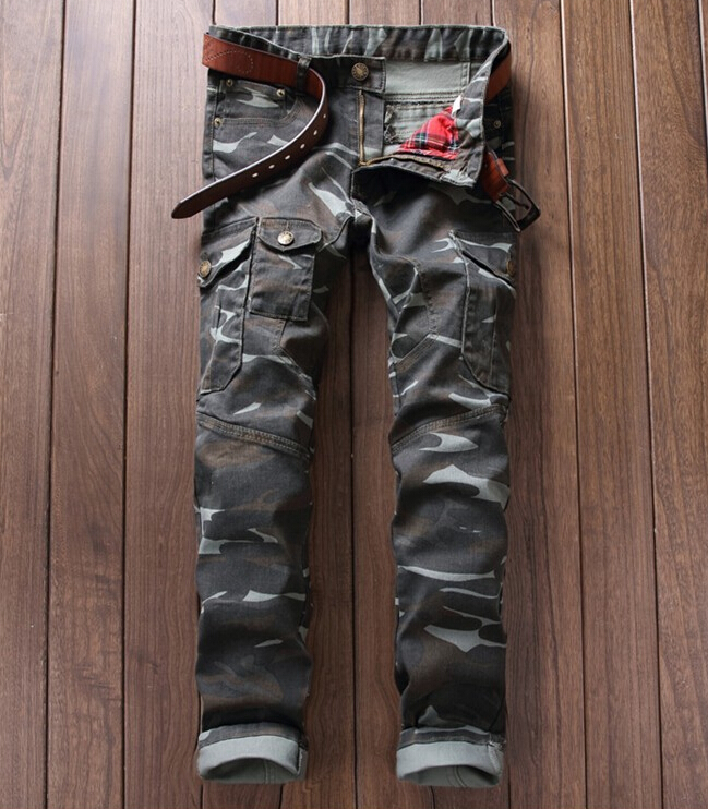 new fashion straight leg jeans long men male printed denim pants cool cotton designer good quality brand trousers Одежда и ак�е��уары<br><br><br>Aliexpress