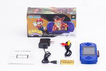 PVP Game 8 and Game Console PVPSTATIAN Hand Held Game Console For Children PVP-3000 Handle Game Player(China)