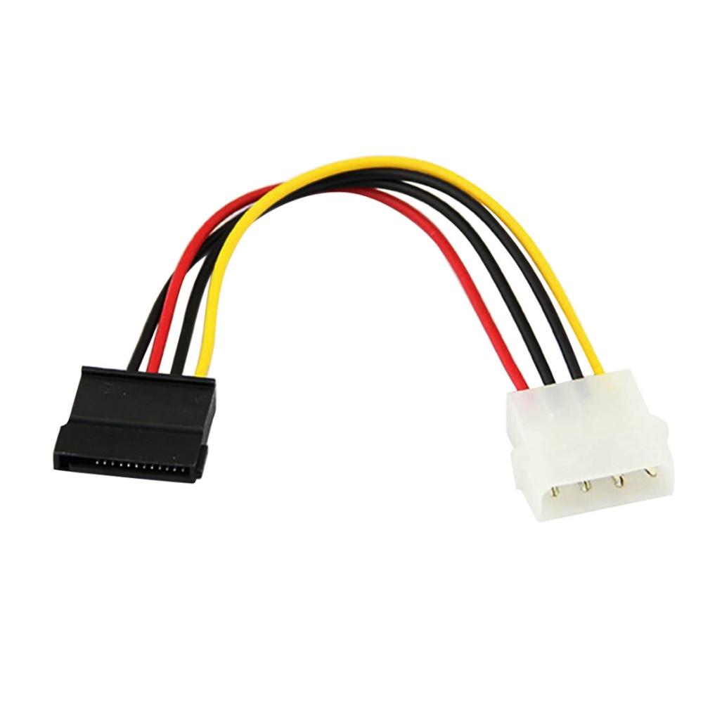 18cm USB2.0 IDE to Serial ATA SATA HDD Hard Drive Power Adapter Cable Cord (1)