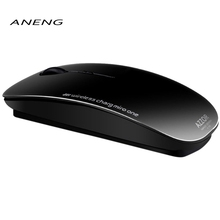 ANENG Rechargeable Wireless Mouse Bluetooth 3.0 Adjustable  Optical 800/1200/1600 DPI Mouse Mice For PC Laptop Included Battery