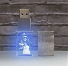 Best gifts to your friend!New Arrival 3D Character Custom Design USB 2.0 Memory flash stick pen drive (Free logo fee)(China)
