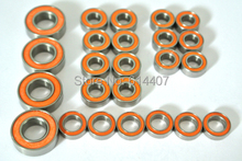 Free Shipping Supply HIGH PRECISION RC CAR & Truck Bearing for TEAM LOSI(CAR) 8IGHT E RACE ROLLER