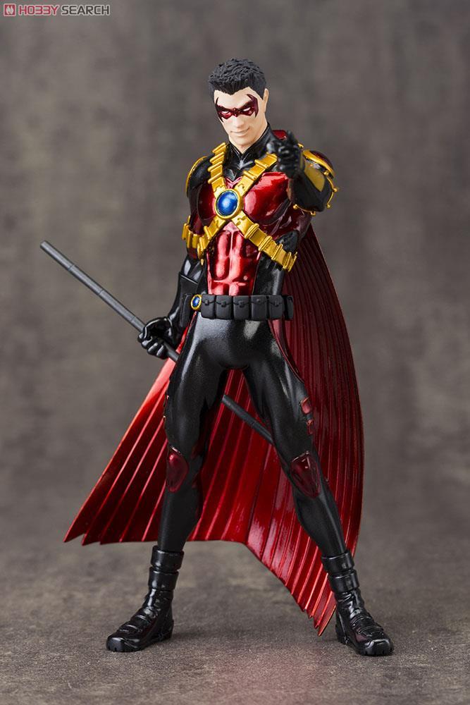 Freeshipping Superhero Red Robin NEW52 Figure Batman<br>