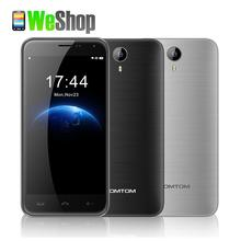 HOMTOM HT3 Smart Mobile Phone 3G WCDMA 5.0 inch Android 5.1 MTK6580 Quad Core 1280x720 1GB RAM 8GB ROM 8MP Dual SIM(China)