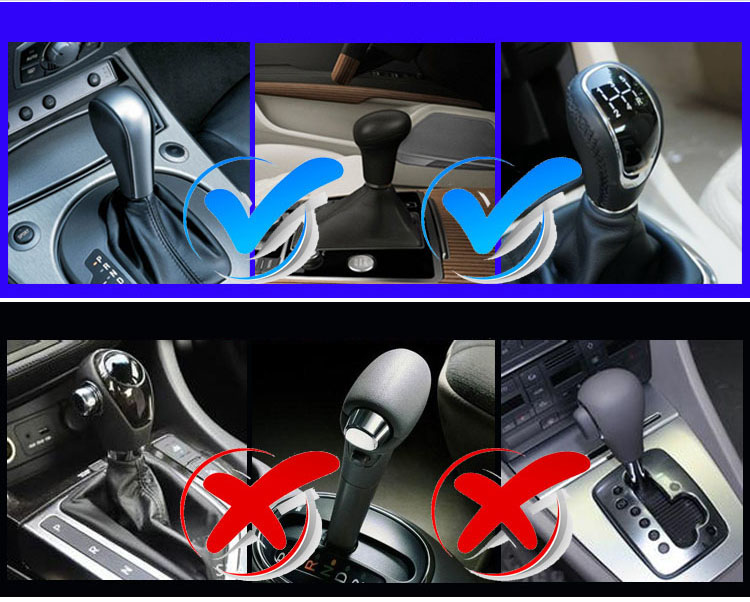 winter Steering Wheel Cover+Handbrake cover + car Automatic Covers / Warm Super thick Plush Gear Shift Collar 7