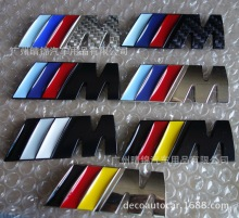 1pcs Car Styling Solid Sticker 3 M power Series Logo Emblem Badge Chrom Decal 1 3 4 5 6 7 E Z X M2 M3 M4 M5 M6 Mline For BMW M