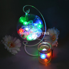 72pcs Battery Operated Mini Fairy Ball Pearl Colorful Floating LED Berries Light for Wedding Christmas Decoration Party Supplies