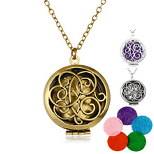 Buy Vintage Jewelry Silver/Bronze Color Tree Shaped Essential Oils Diffuser Locket Pendant Long Necklace Women Party for $1.30 in AliExpress store