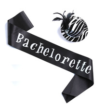 Bachelorette set Devil instant party decoration Birthday Wedding bride to be bachelorette Hen fun party supplies sex products(China)