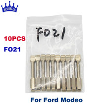10pcs/lot, Remotes Flip Blade FO21 for KD Remote ,Flip blank uncut key Blade for Ford Mondeo(China)