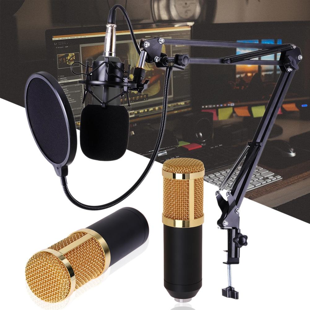Bm 800 Studio Live Streaming Broadcasting Recording