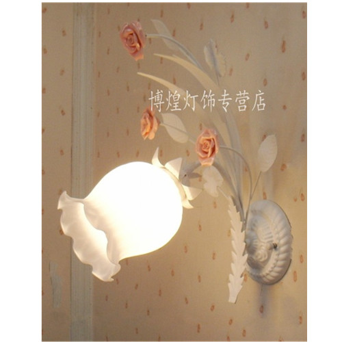 Lamps fashion child rustic bedroom bedside lamp wall lamp aisle lights balcony lamp bathroom mirror headlight lighting<br><br>Aliexpress
