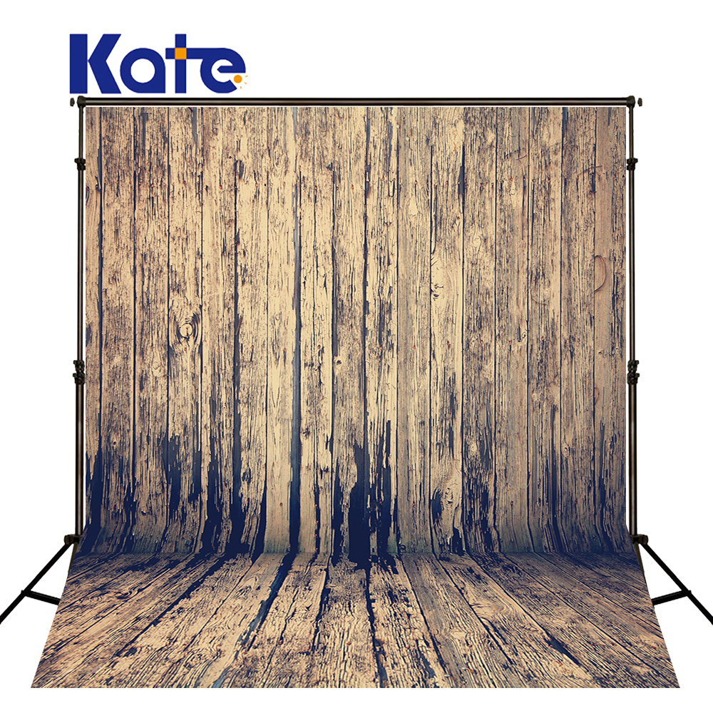 Kate Wood Wall Theme Photo Background Photography Backdrop Retro Old Wood For Children Photography Backdrop<br>
