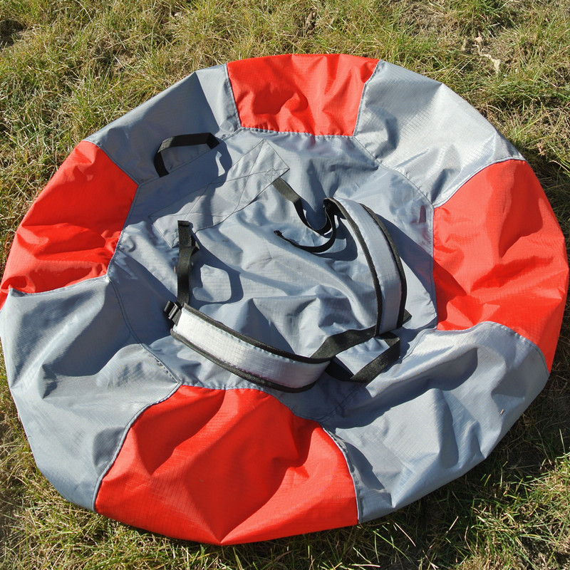 fast packing bag glider