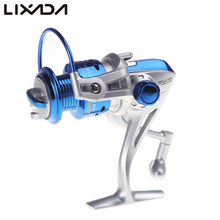 Lixada Fishing Spinning Reel 8BB Ball Bearings Left Right Interchangeable Collapsible Handle Fish Wheel ST2000 5.1:1