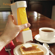Saingace Butter Cheese Cutter Slicer One Click Squeeze Serves Stores Kitchen Tool Plastic Butter Cutter 1PC