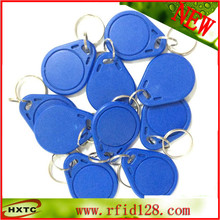 free shipping 100PCS/Lot Re_Writable RFID 125 Khz T5567/T5557/ T5577 Tag / Key fob For Hotel Access control