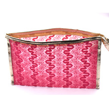 Lace Pattern Cosmetic Bags Makeup Bag Women Travel Toiletry Bag Storage Pouch Necessaries Make Up Organizer Case Bags(China)