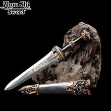 Exquisite Little Sword Hhild gift sword Stainless steel blade Unique Style Home Decoration gift Sword