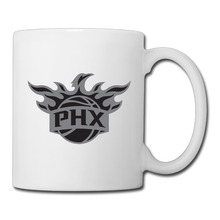 Phoenix Basketball Logo coffee mug printed teacher tazas ceramic tumbler caneca tea Cups