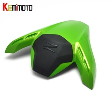 KEMiMOTO Z900 2017 for kawasaki seat cowl Tail Cover with Rubber pad for kawasaki Z 900 2017 Moto Motorcycle Accessories Parts(China)