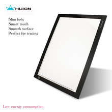 "Hot Sale Huion L4S 17.7"" LED Light Pad Ultra Thin Light Boxes LED Tracing Boards Professional Animation Drawing Tracing Panel(China)"
