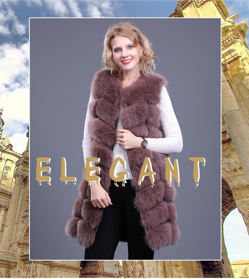 Bege-Real-da-pele-de-Fox-Fur-Coats-New-Grossas-de-Inverno-Mulheres-Quentes-genu-na