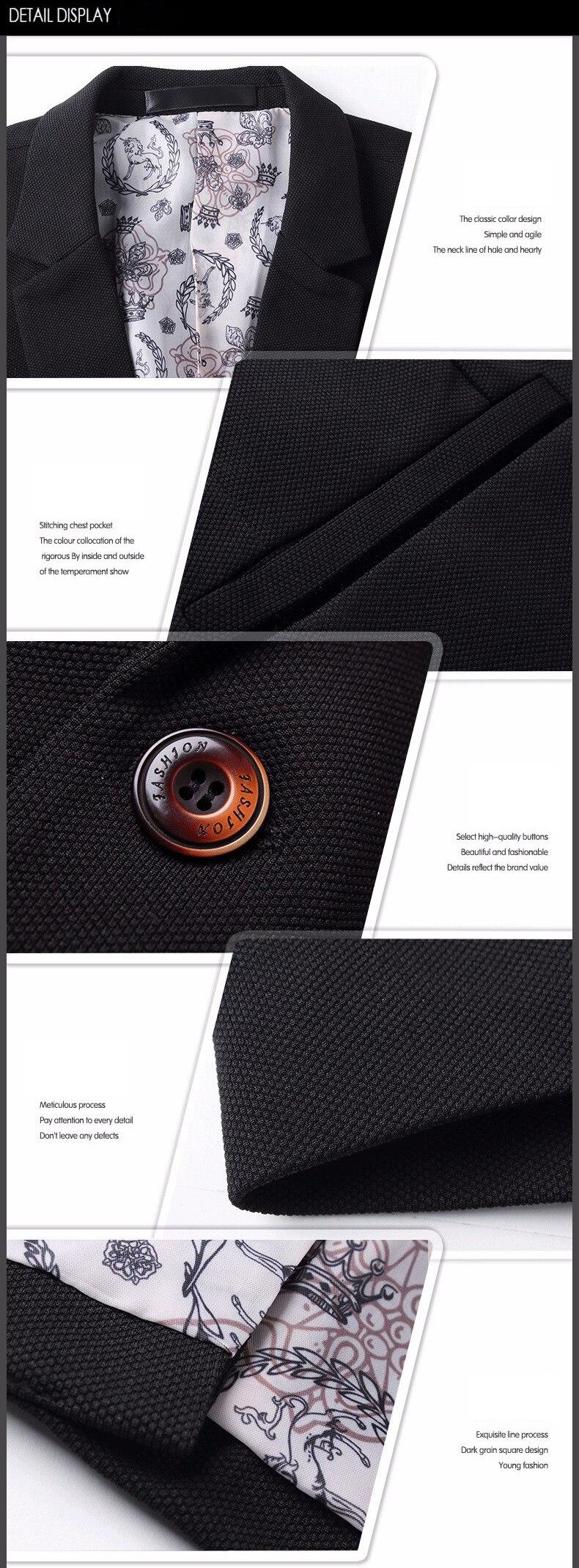 HTB1Uu6xRpXXXXXmXFXXq6xXFXXXF - HCXY модные Для мужчин Блейзер Повседневные комплекты одежды Slim Fit пиджак Для мужчин весна костюм Homme, TERNO masculin Блейзер, куртка