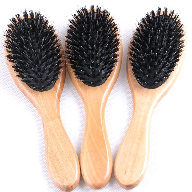 varnish hair brush
