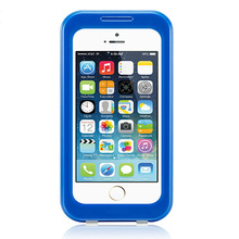 Europe and america style pet and pc water proof cell phone case for iPhone4 and iphone5
