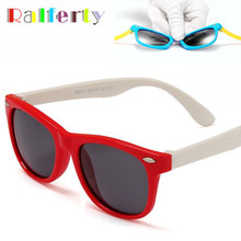 Ralferty New Child TAC Polarized Sunglasses Kids Designer Sport Shades For Boys Girls Goggle Baby Glasses Oculos Infantil 21513