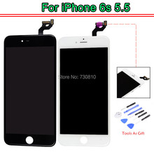 Free Tools+ OEM Quality For iPhone 6s Plus LCD 5.5 inch Complete Display Touch Screen Digitizer Repair Assembly