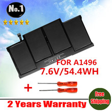 Wholesale new  Laptop Battery For  APPLE MACBOOK AIR 13.3 2013 A1466   MD760 MD761 A1496